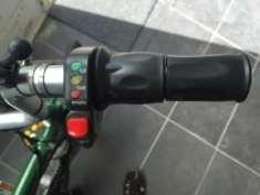 Twist throttle