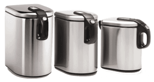 Simplehuman canisters