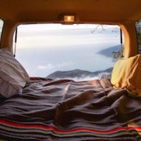 Camp in your car? Here's how!