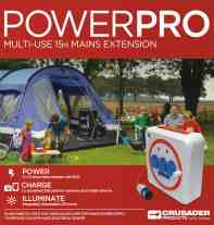 Powerpro electric hook-up