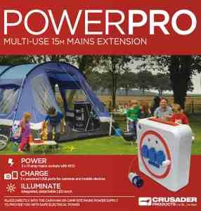 Powerpro electric hook-up