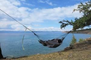 Exped Ergo bivvy hammock Campfire Magazine