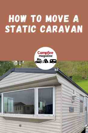 How to move a Static Caravan – Our guide