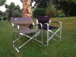 Camping chairs Coleman and Outwell