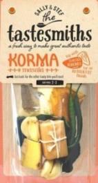 TasteSmiths curry kit