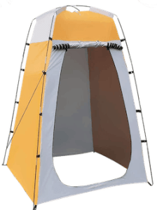 Food, showers, tents: Does the help