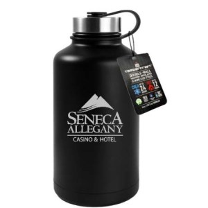 Beluga- Bulk Custom Printed Tempercraft 64oz Growler