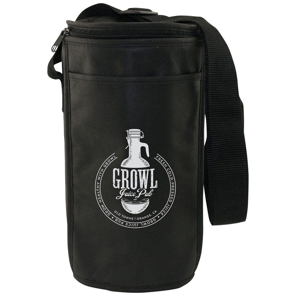 Insulated 64oz Growler Bag Growler Cooler Carry Bag For