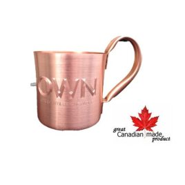 Donkey- Bulk Custom Engraved 10oz Copper Mug for Moscow Mules