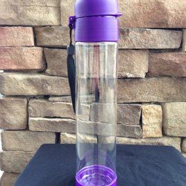 Ocelot- Bulk Custom Printed 25oz H2go Hybrid Water Bottle with Strap