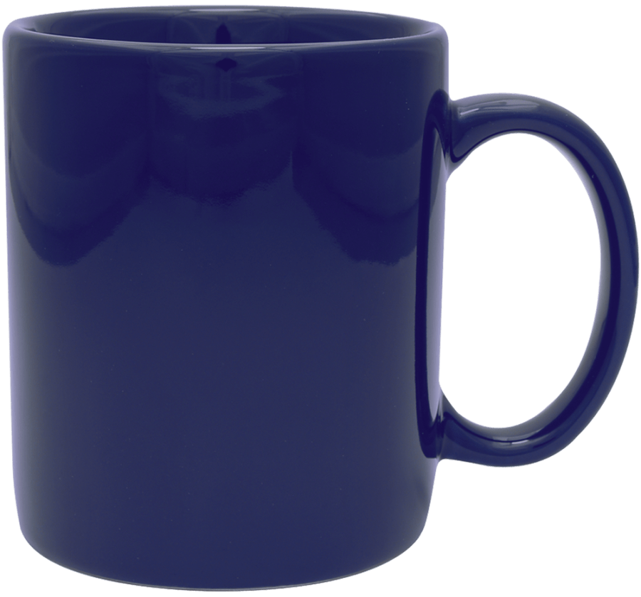Basic Mug Bulk Custom Printed 11oz Ceramic Mug With Handle