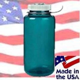 Woodchuck- Bulk Custom Printed 32oz. Nalgene® Tritan™ Wide Mouth Water Bottle