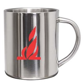 Bunk Mug- Bulk Custom Printed Stainless Steel Mug