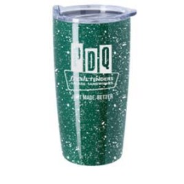 Park Tumbler- Bulk Custom Printed 18oz Speckled Tumbler with Lid