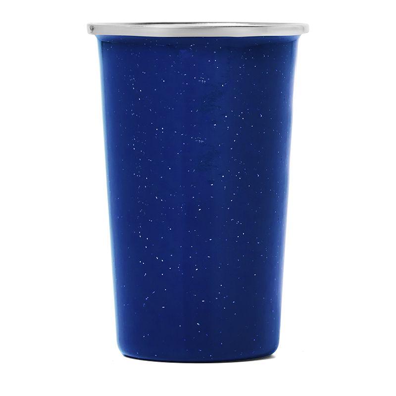 blue speckled