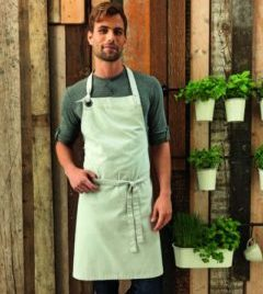 Heavy Cotton Canvas Bib Apron