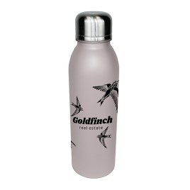 Bulk Custom Printed 25oz Tritan Water Bottle with Stainless Lid