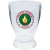 Custom Bulk Full Color Printed Plastic Pilsner Style Shot Glass