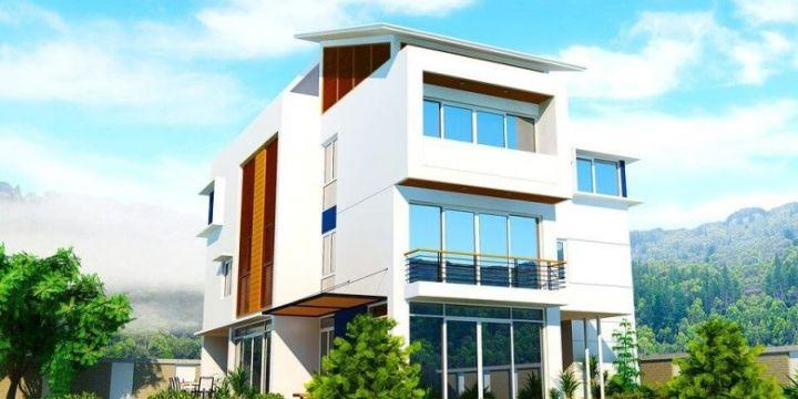 Desain Rumah Ukuran 8 X 15 2 Lantai