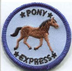Riding - Pony Express