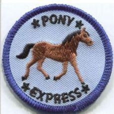 Riding - Pony Express
