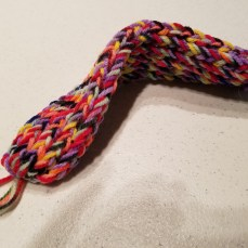 Knitted Cat Toy