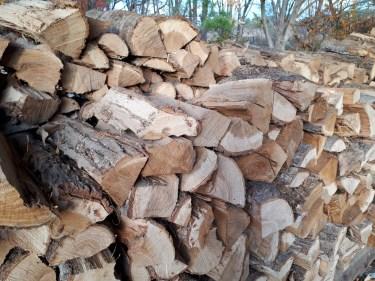 焚き火をするときの薪の量はどのくらい必要?焚き火のポイント