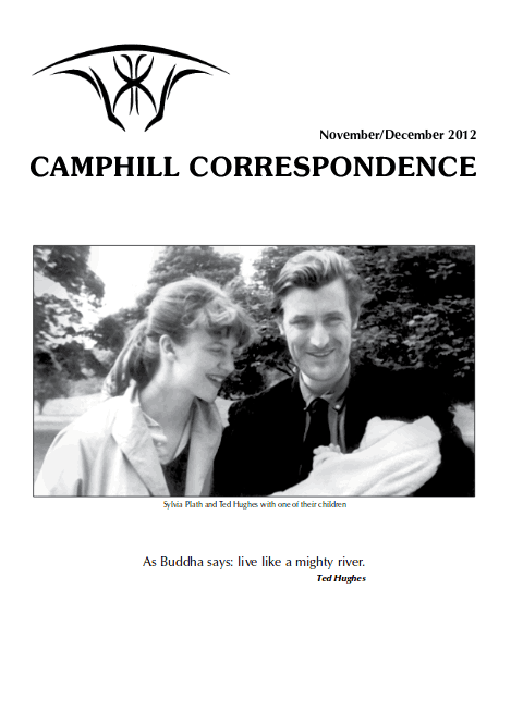 Camphill Correspondence November/December 2012