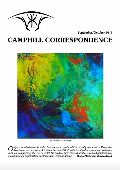 Camphill Correspondence September/October 2015