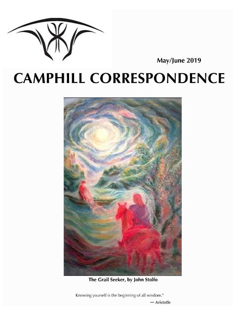 Camphill Correspondence May/June 2019