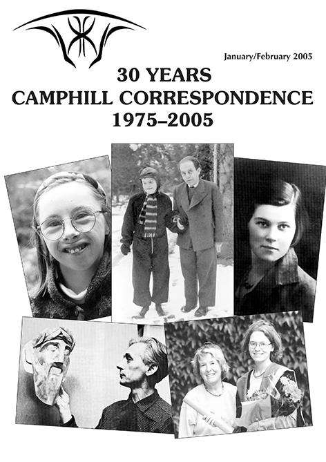 Camphill Correspondence January/February 2005