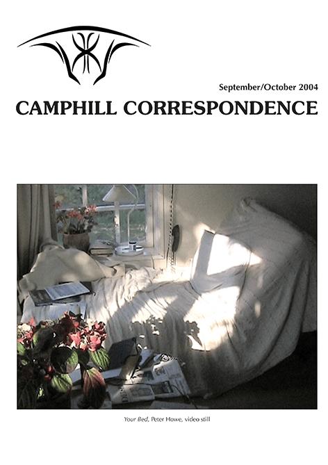Camphill Correspondence September/October 2004