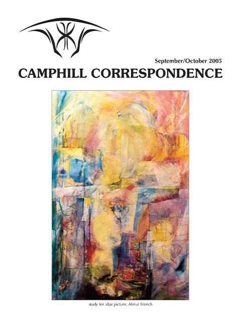 Camphill Correspondence September/October 2005
