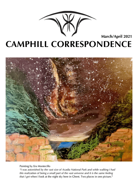 Camphill Correspondence March/April 2021