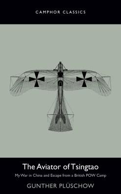Cover of The Aviator of Tsingtao