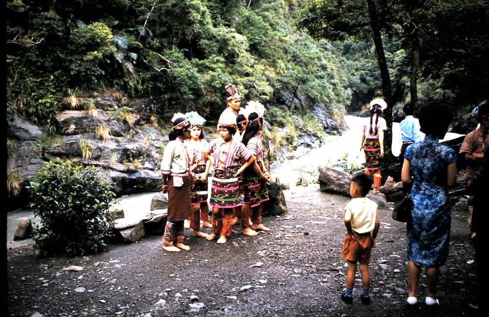 Taiwanese aboriginies