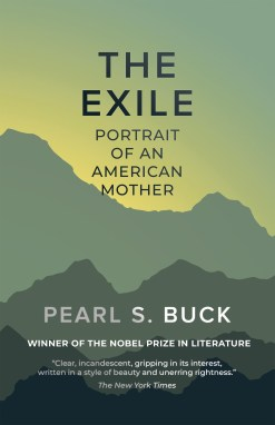 Cover of The Exile, by Pearl S. Buck