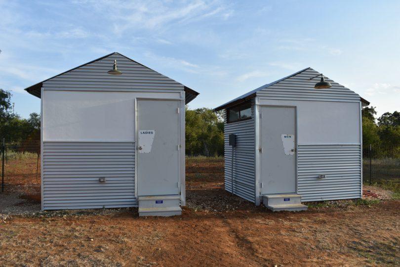 Camp House Bathrooms