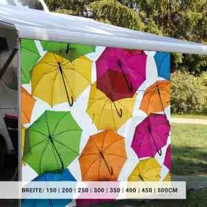 Markisen_Sichtschutz Umbrella Sky