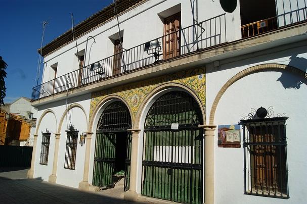 Casa de la Cultura, en Andújar.