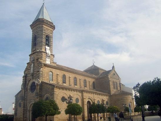 Iglesia Parroquial de Nuestra Señora de la Asunción, en Porcuna.