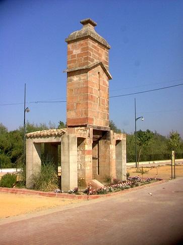 Prensa de Torre, en Villanueva de la Reina. Foto: Manuel Rodríguez.