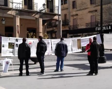 Exposición de Carteles Históricos en Andújar.