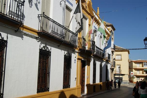 Ayuntamiento de Arjonilla.