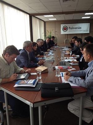 encuentro cooperacion peru y chile 2013