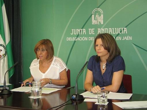 Purificación Gálvez y Ana Cobo presentan el programa Emple@30+.