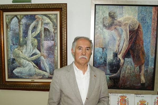 La obra de Solórzano a partir del 9 de octubre en Arjonilla.