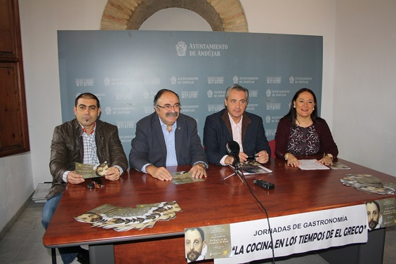 Miguel Maldonado,   Juan Vicente Córcoles, Joaquín Luque  y Lola Sánchez Vela.