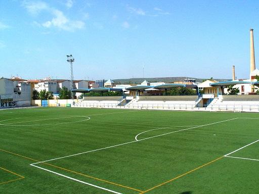 Campo de fútbol José Luis Mezquita, de Andújar.