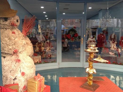El establecimiento comercial de Andújar que resultó ganador.